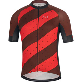 GORE WEAR C3 Maillot de cyclisme Homme, red/black